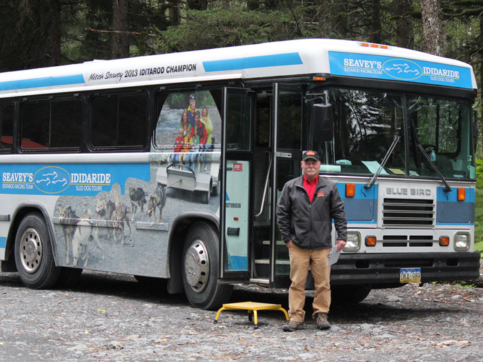 Real Alaska Day Tour - Seward Alaska Tours - Joe by the Bus