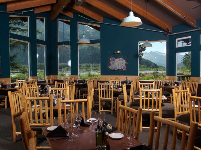The Real Alaska Tour - Seward Alaska Tours - Restaurant in Seward Alaska