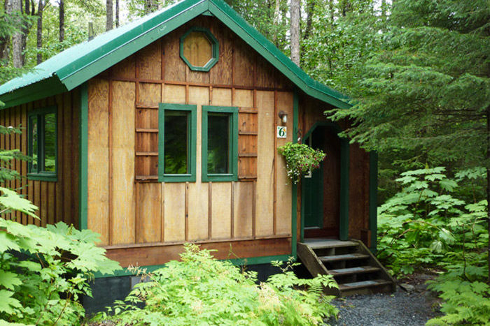 poplars cabin highway rental in rentals campground awesome cabins alaska toad com the bc talentneeds river