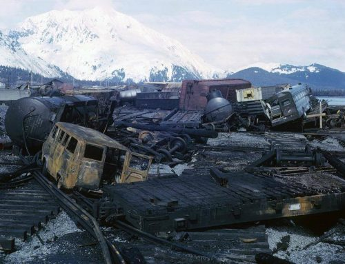55th Anniversary of the Great Alaska Earthquake – A Dan Seavey Story