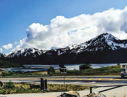 Alaska's Seward Highway: from seaside to city